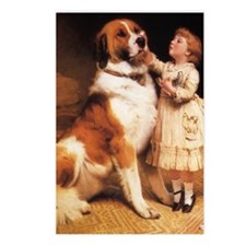 Trust by Charles Burton Barber Postcards (Package