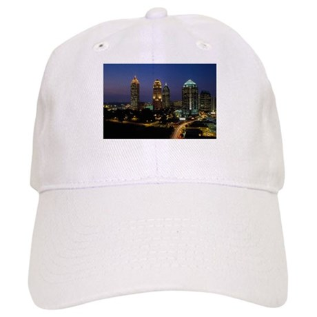 Atlanta City Skyline Cap