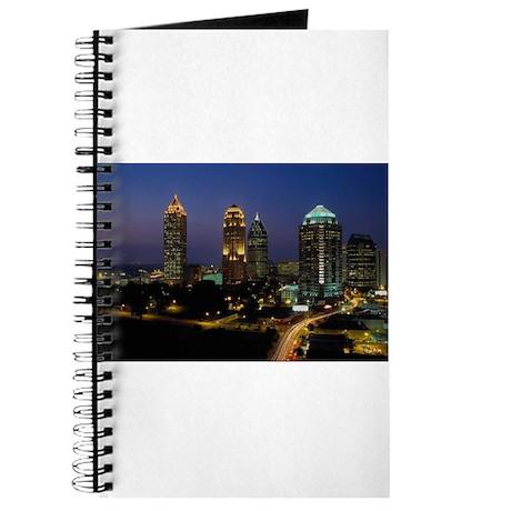 Atlanta City Skyline Journal