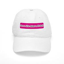Save a Life - Adopt a Pit Bul Baseball Cap