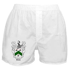 Foster Family Crest Boxer Shorts