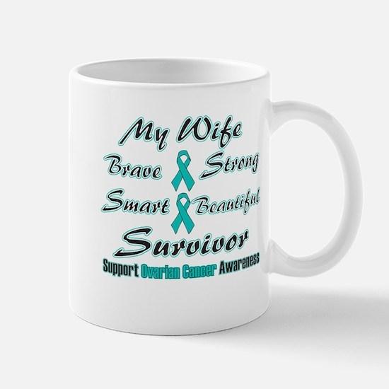Ovarian Wife Words Mug