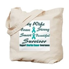 Ovarian Wife Words Tote Bag