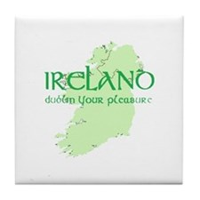 Dublin Tile Coaster