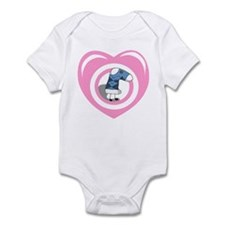 Mr. Sock in Love Infant Bodysuit