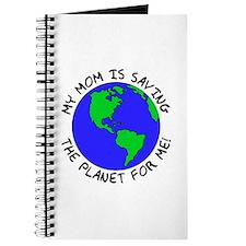 Mom's Saving the Planet Journal