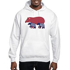 Tapir Family B Hoodie