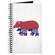 Tapir Family B Journal