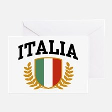 Italia Greeting Cards (Pk of 10)