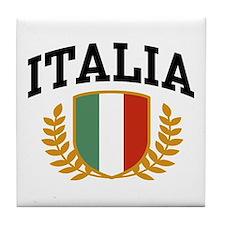 Italia Tile Coaster