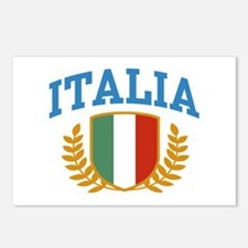 Italia Postcards (Package of 8)