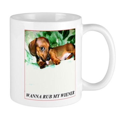 Rub My Wiener Mug