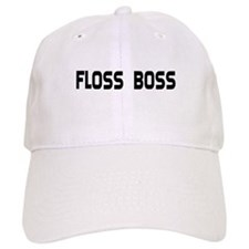Dental Floss Boss Baseball Cap