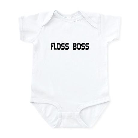 Dental Floss Boss Infant Bodysuit