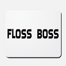 Dental Floss Boss Mousepad