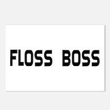 Dental Floss Boss Postcards (Package of 8)