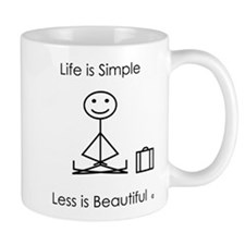 Life Is Simple Mugs