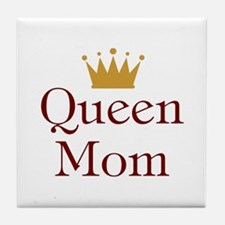 Queen Mom Tile Coaster
