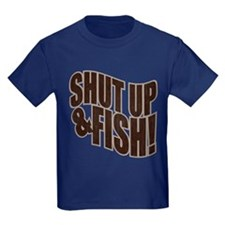 SHUT UP & FISH! T