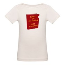 Books are for reading! Tee