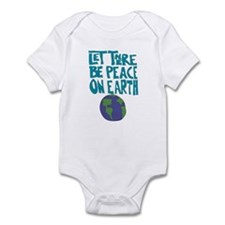 Let There Be Peace On Earth Infant Bodysuit