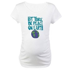 Let There Be Peace On Earth Shirt