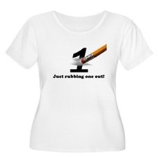 Just Rubbing One Out T-Shirt