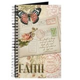 Vintage Journals & Spiral Notebooks