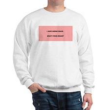 She's Got Chemo Brain Sweatshirt