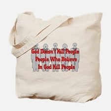 Religious Crazies Tote Bag