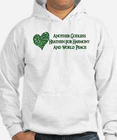 Godless For World Peace Hoodie