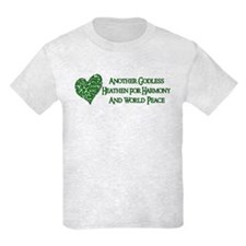 Godless For World Peace T-Shirt