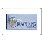 Crown King Banner