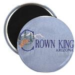 Crown King Magnet