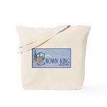 Crown King Tote Bag
