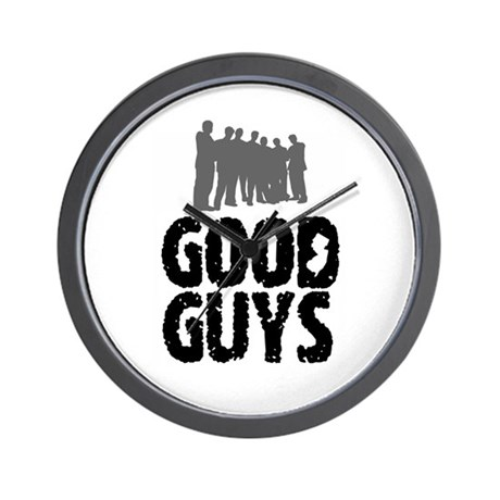 Goodguys Wall Clock