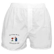 Postal Boxer Shorts
