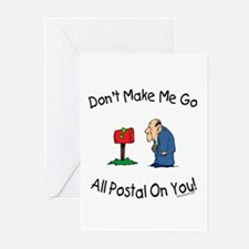 Postal Greeting Cards (Pk of 20)