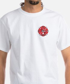 Fire Brush Truck Shirt