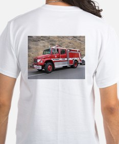 Code4 Tshirts Brush Truck Shirt