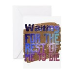 Melanoma Daughter-In-Law Tile Coaster