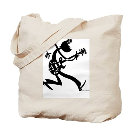 GuitarGuy Tote Bag