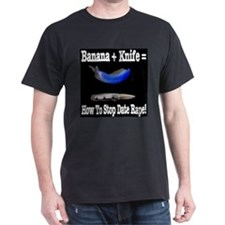How To Stop Date Rape T-Shirt
