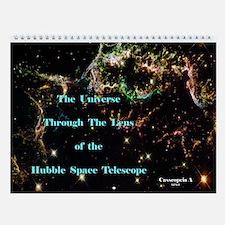 Hubble's Universe Wall Calendar