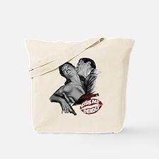 KISS ME DEADLY Tote Bag