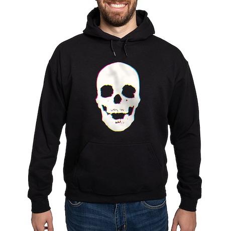Offset Skull Hoodie (dark)