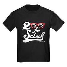 Dark 2 COOL FOR SCHOOL Boys T-Shirt