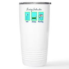 Nursing Instructor Travel Mug