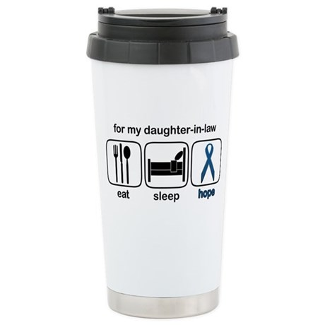 Daughter-in-law ESHope Colon Stainless Steel Trave