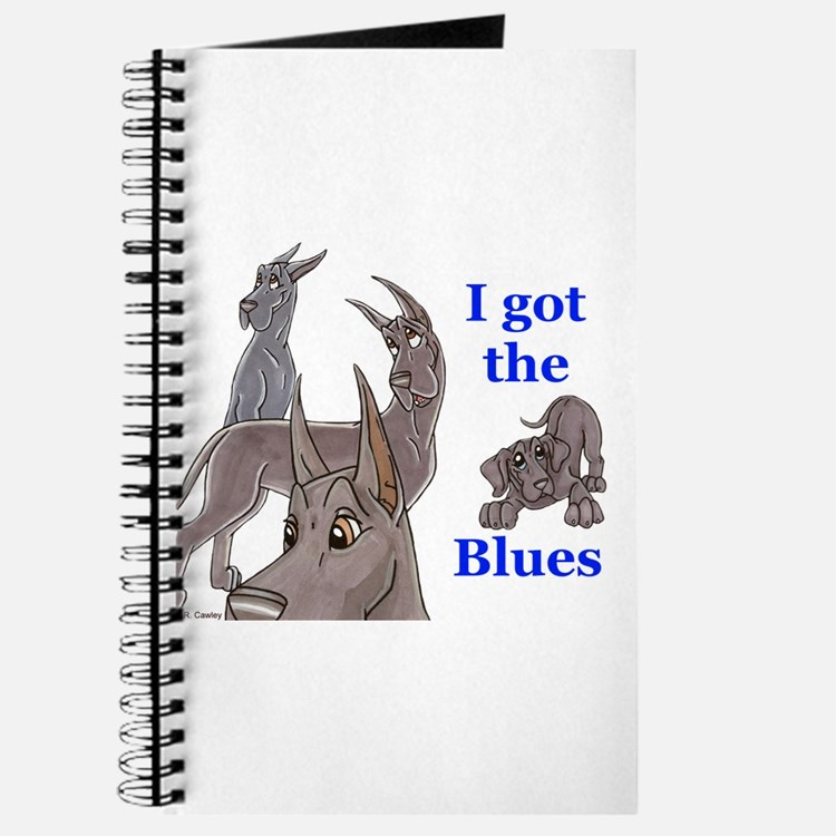 I Got The Blues Journal